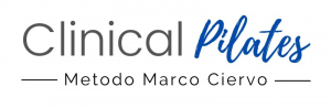 logo Clinical Pilates - Metodo Marco ciervo